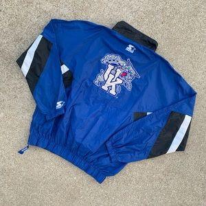 Vintage 90's UK Starter Pullover Jacket